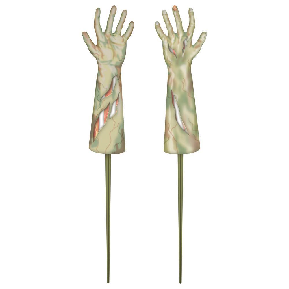Halloween Zombie Hand Stakes