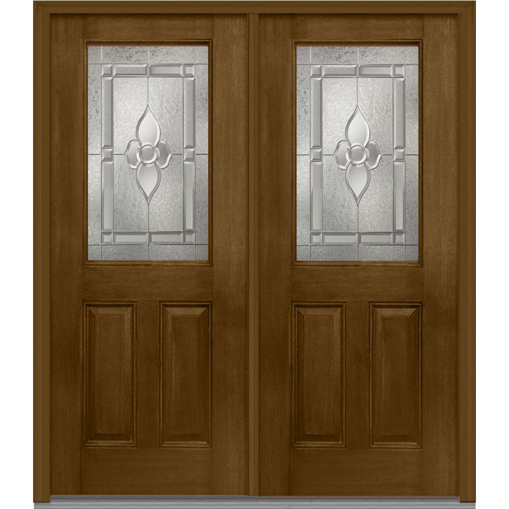 Mmi door 72 in x 80 in master nouveau right hand 1 2 for 72 x 80 exterior door