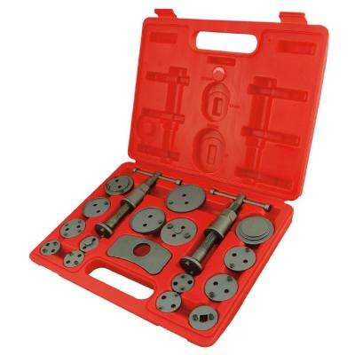 Brake Caliper Wind Back Tool Set