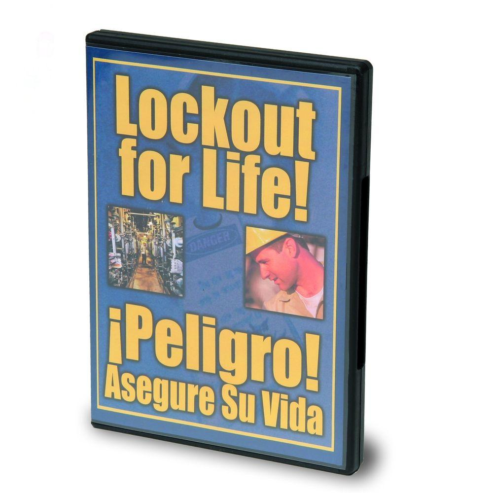 BRADY Lockout For Life Training DVD with 10-Booklets