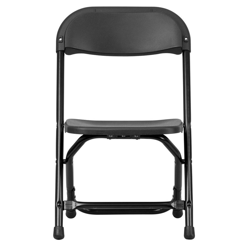 Super Flash Furniture Kids Black Plastic Folding Chair Ykidbk Creativecarmelina Interior Chair Design Creativecarmelinacom