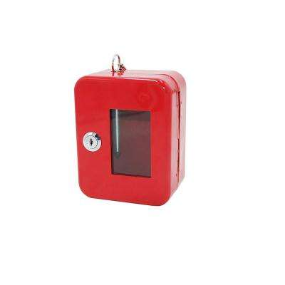 Emergency Wall Mounted Key Box with Hammer