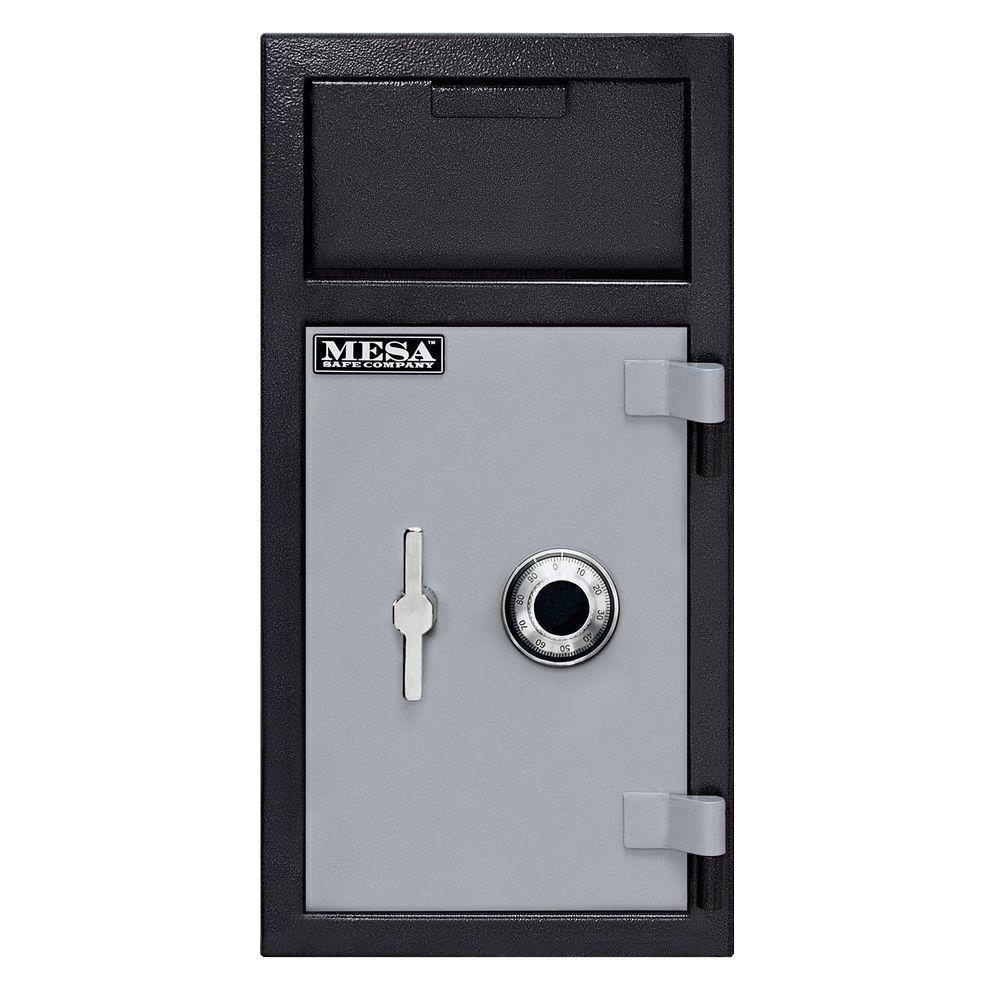 MESA 1.4 cu. ft. Combination Lock Depository Safe