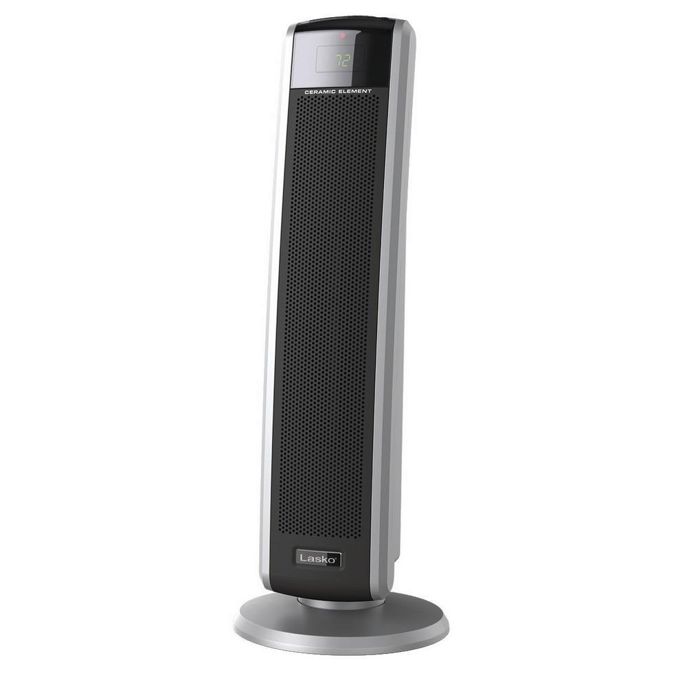 Lasko Digital Ceramic Tower Heater with Remote Control