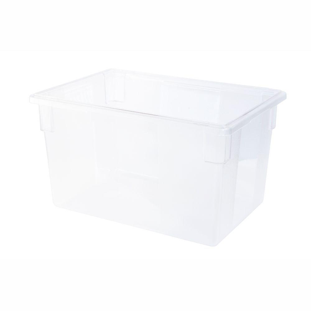 5 gal. Clear Food/Tote Box