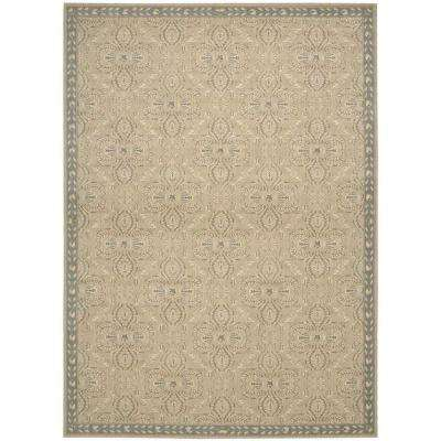 Riviera Sand 8 ft. x 11 ft. Area Rug