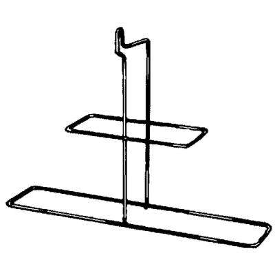 Stainless Steel Rectangular Horseshoe Buoy Rack for 920 and 1020 Models