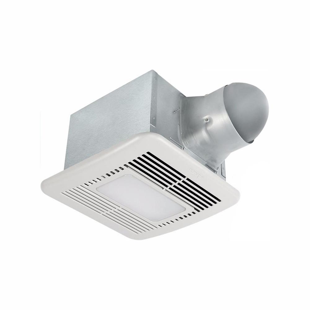 Delta Breez Signature Series 110 CFM Ceiling Bathroom ...