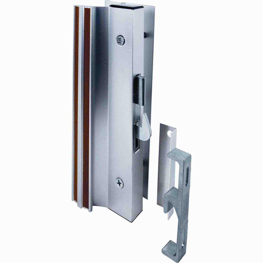 Prime-Line Aluminum Sliding Door Handleset