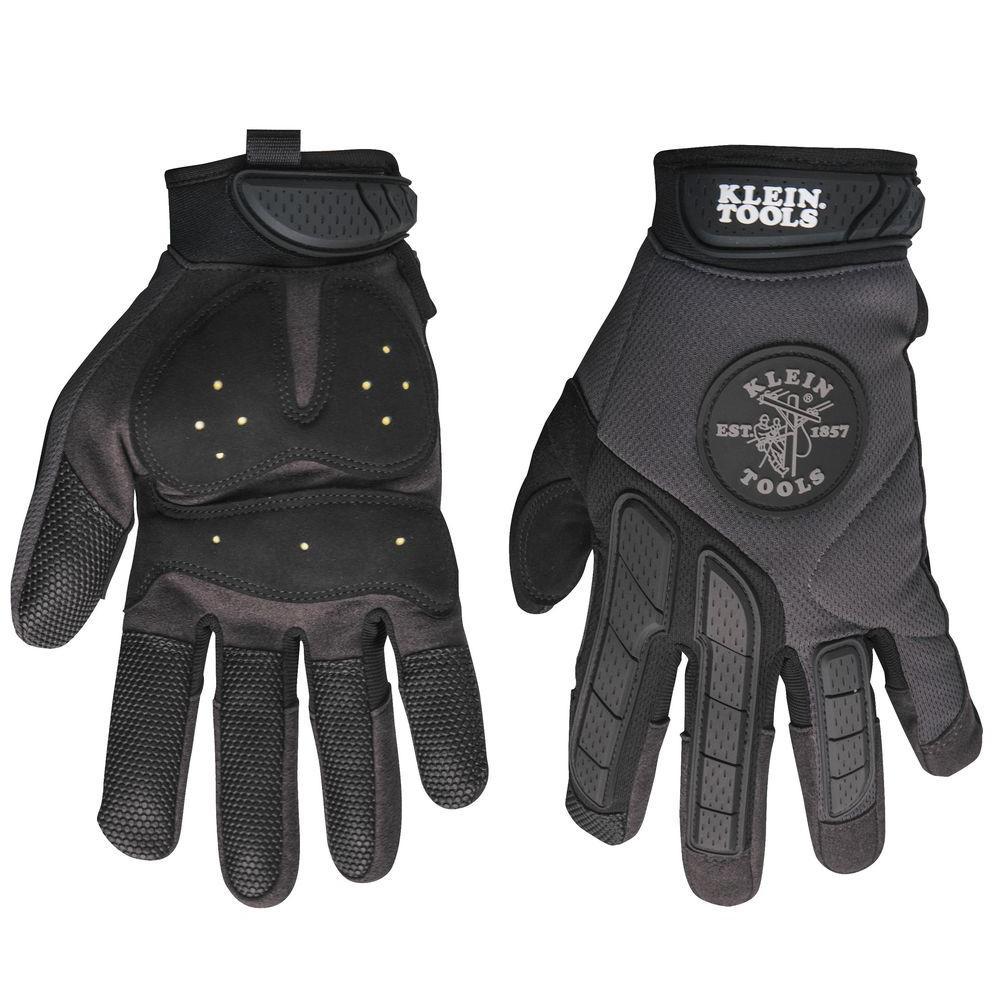 Large Journeyman Grip Gloves