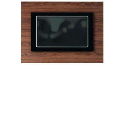 Spring TV Panel in Mocha and Black/ Pro-Touch