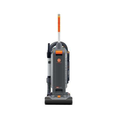 Commercial HushTone 13 in. Hard-Bagged Upright Vacuum Cleaner with Intellibelt