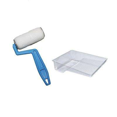 3 in. Trim Roller with Tray