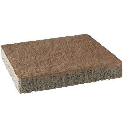 Capriana 3-pc 14 in. x 14 in. x 2 in. Cafe Concrete Paver (72 Pcs. / 98 Sq. ft. / Pallet)