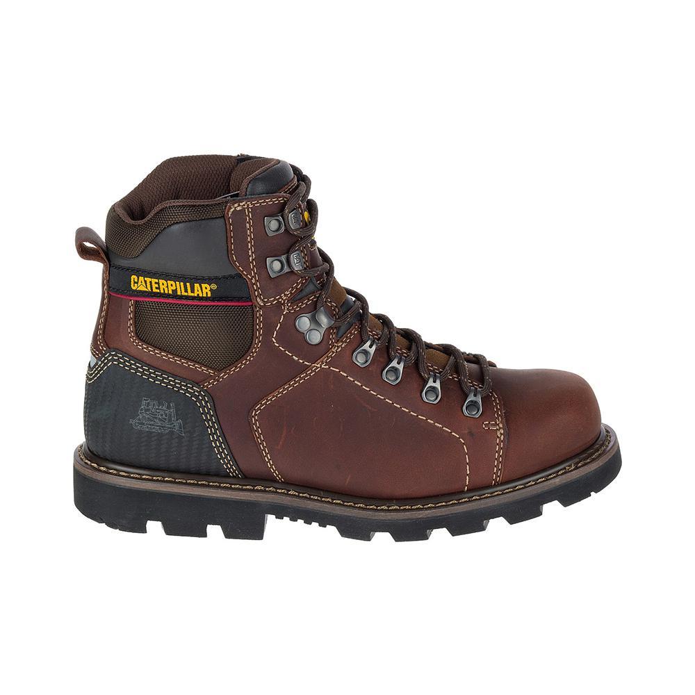 "Cat Footwear Men/'s Alaska 2.0 6/"" Steel Soft Toe Work Boot Slip oil resistant EH"