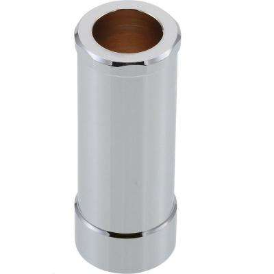 Roman Tub Handshower Transfer Valve Sleeve in Chrome