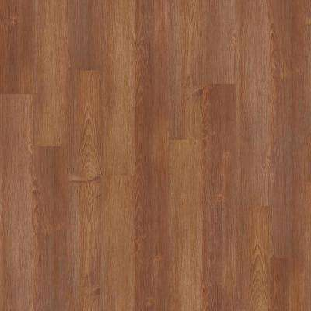 New Liberty 6 mil 6 in. x 48 in. Gunstock Resilient Vinyl Plank Flooring (53.93 sq. ft. / case)