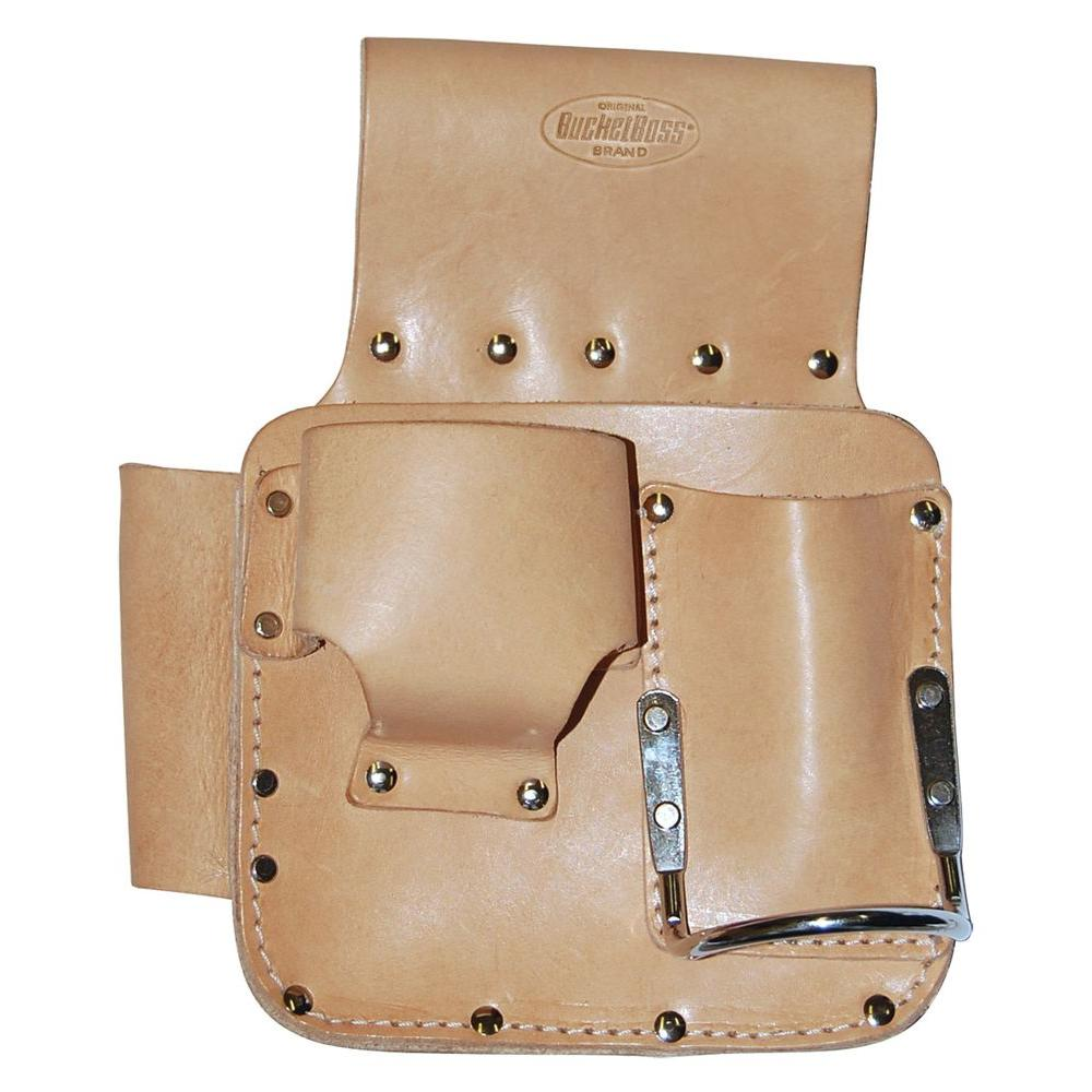 Multi-Pocket Box Shape Pouch