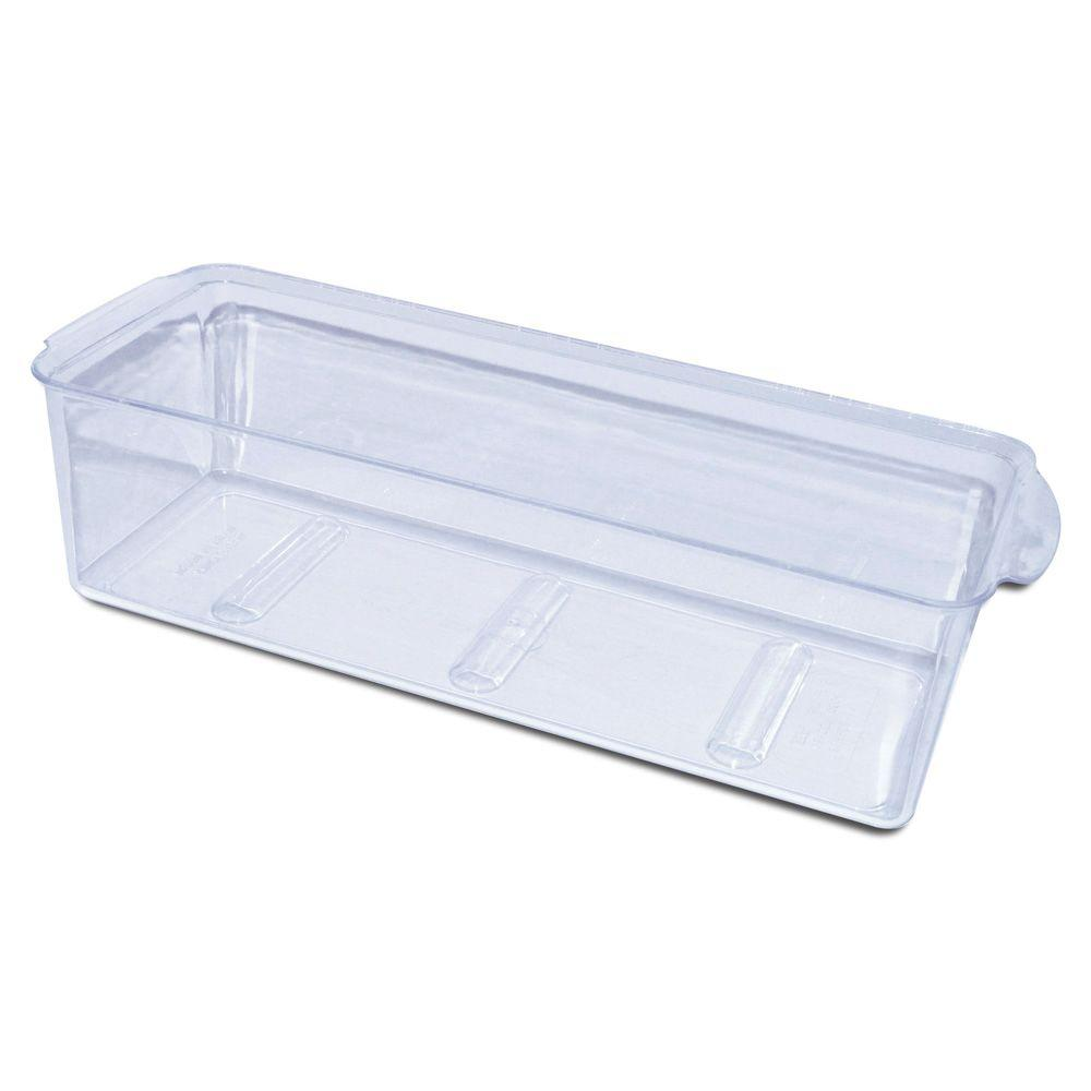 Whirlpool Egg / Utility Container The Egg / Utility Container can be purchased as a replacement or an extra. The clear container allows visibility to your stored items. It keeps small, refrigerated, or frozen items organized or stores extra ice.