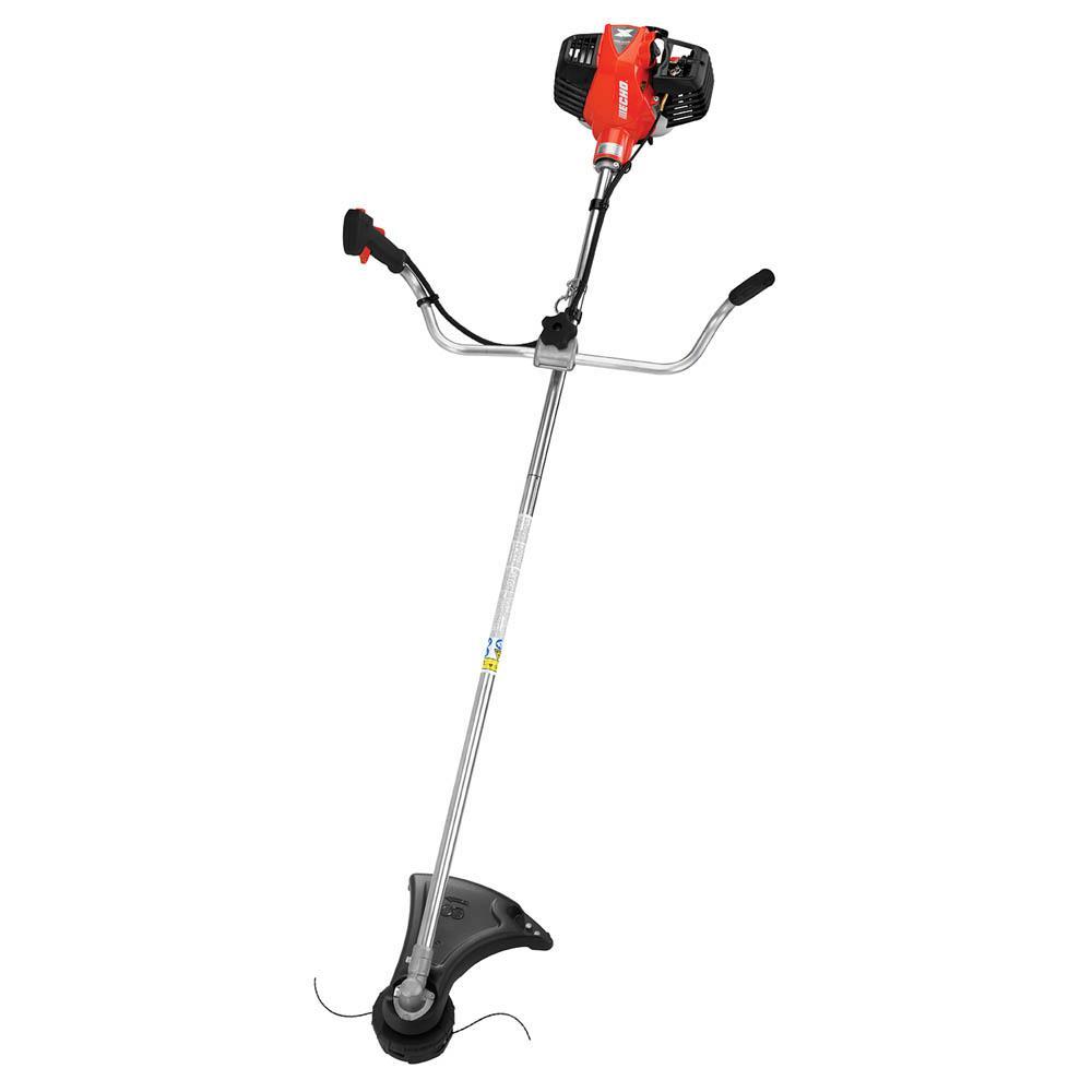 ECHO 30.5 cc Gas 2-Stroke Cycle U-Handle Brush Cutter