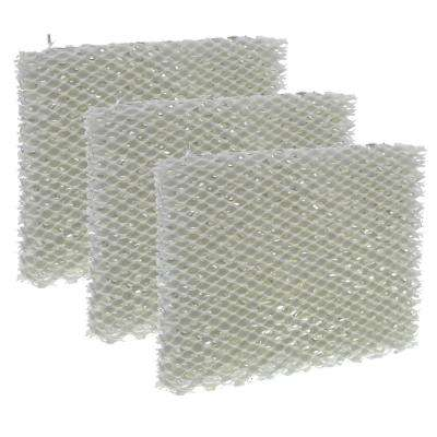 Replacement Humidifer Filter for HAC-700PDQ HCM-750, B Models HAC-700, HCM-890, DCM-200, DH-890, DH-888 (3-Pack)