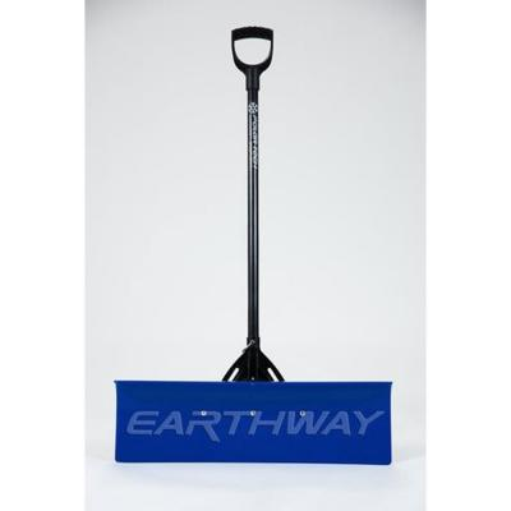 Polar Tech 30 in. Professional Snow Pusher Shovel