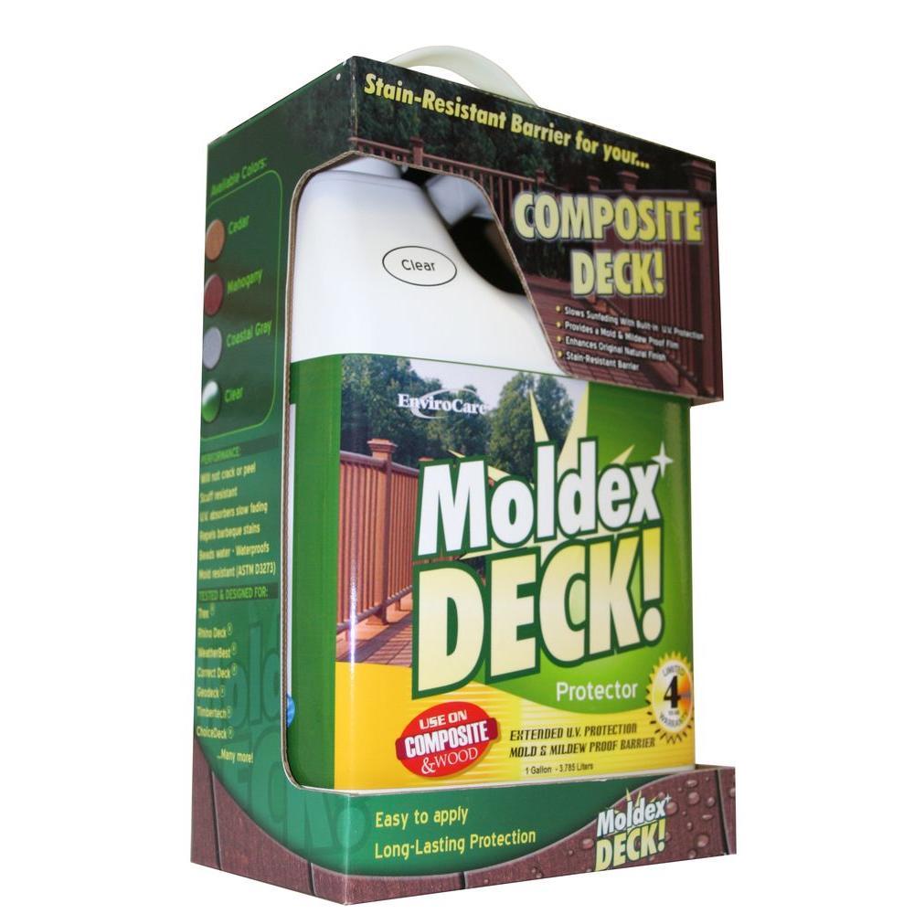 Moldex Deck Protector, Coastal Grey-DISCONTINUED
