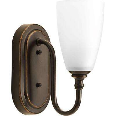 Revive Collection 1-Light Antique Bronze Bath Light