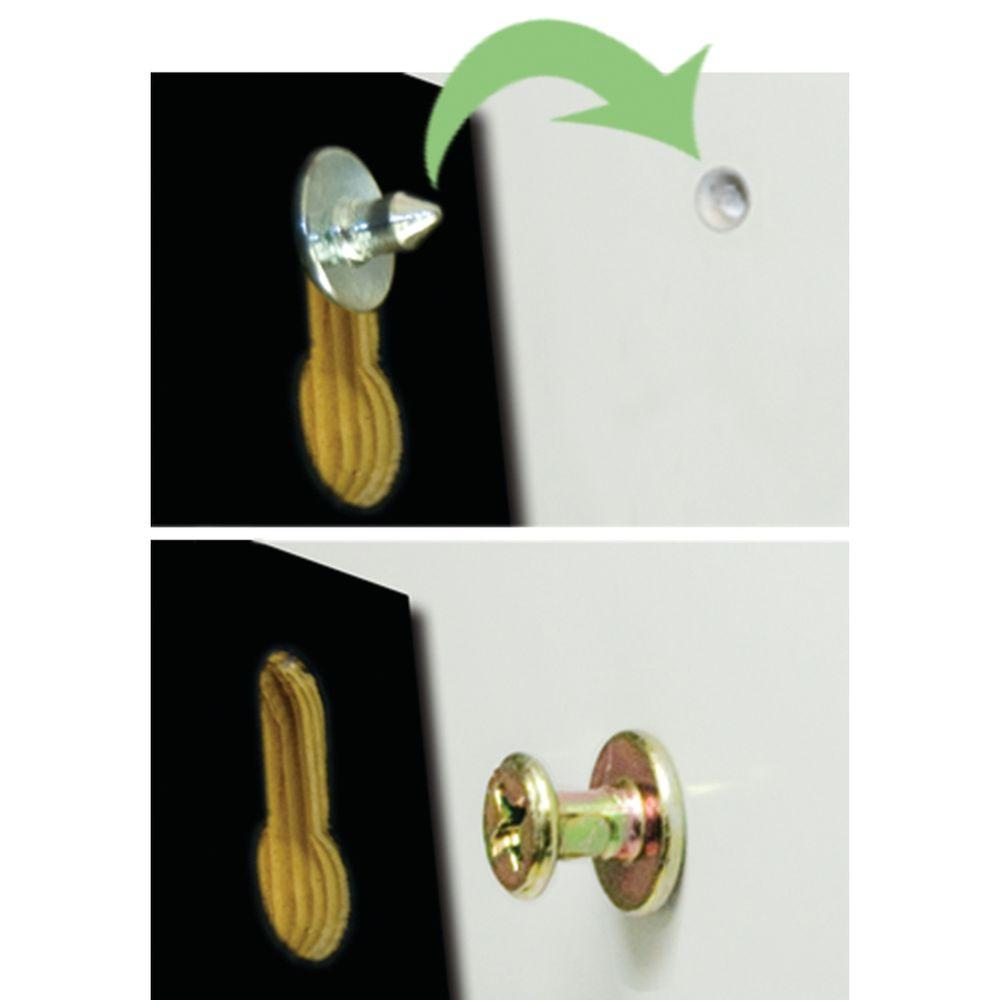 Hangman Keyhole Speaker Mount Kit-KSH10-B - The Home Depot