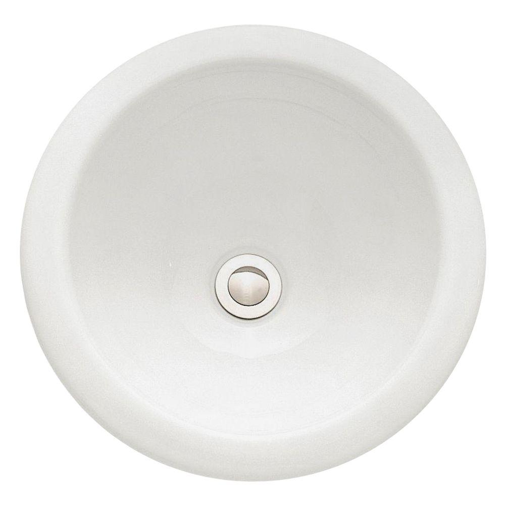 American Standard Royton Bathroom Sink In White 0571 000