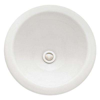 Royton Bathroom Sink in White