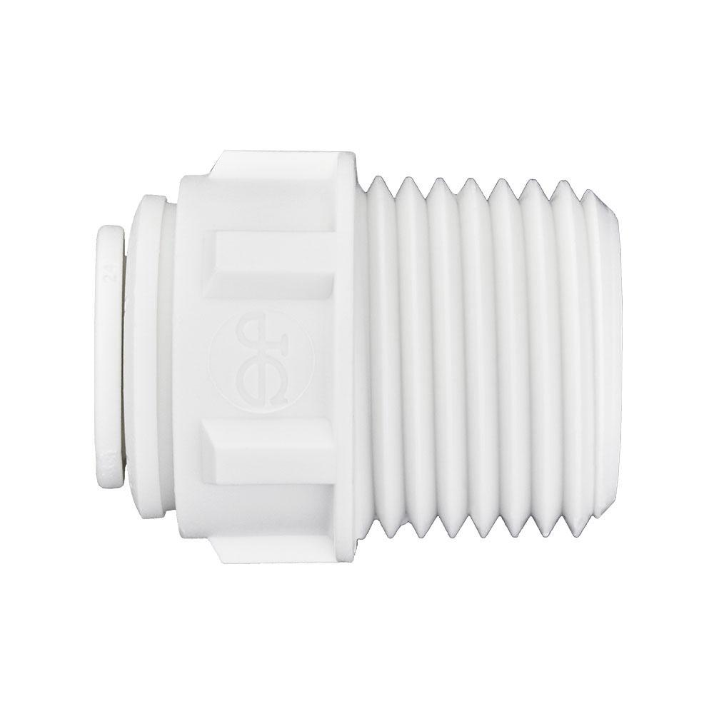 Pack of 10 John Guest PI011223S John Guest Threaded Adapters