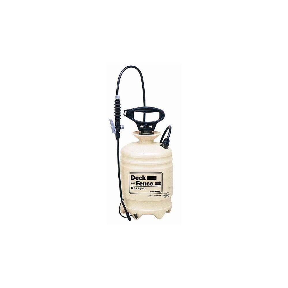Hudson 2 Gal Deck And Fence Sprayer 13623129 The Home Depot