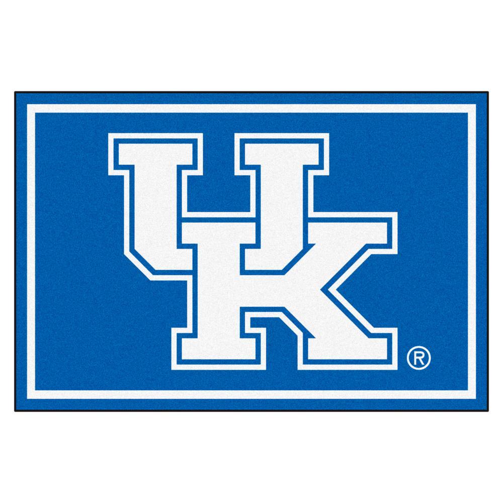 University of Kentucky 5 ft. x 8 ft. Area Rug