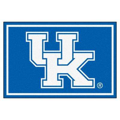 University of Kentucky 5 ft. x 8 ft. Area Rug