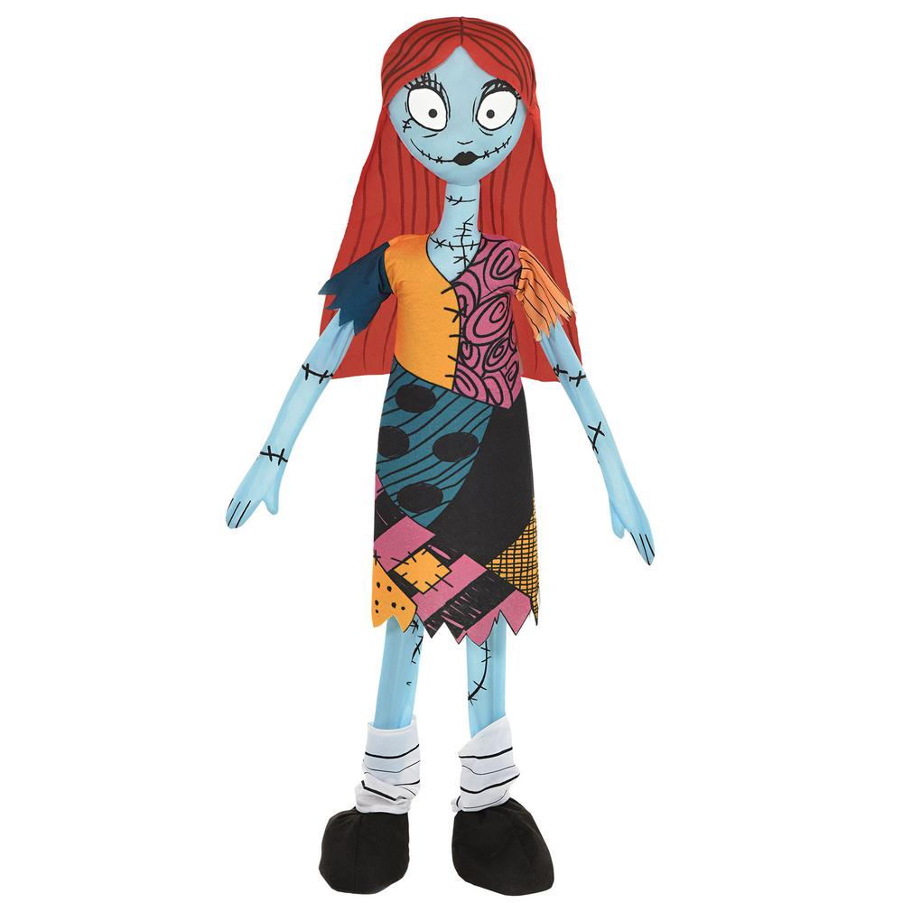 Amscan 36 In Disney Tim Burton Halloweenthe Nightmare Before Christmas Sally Standing Prop 242351 The Home Depot,Summertime Chocolate Brown Hair Color 2020