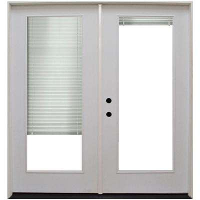Premium Prehung Fiberglass Patio Door
