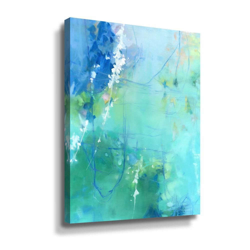 'Float' by  Elisa Sheehan Canvas Wall Art