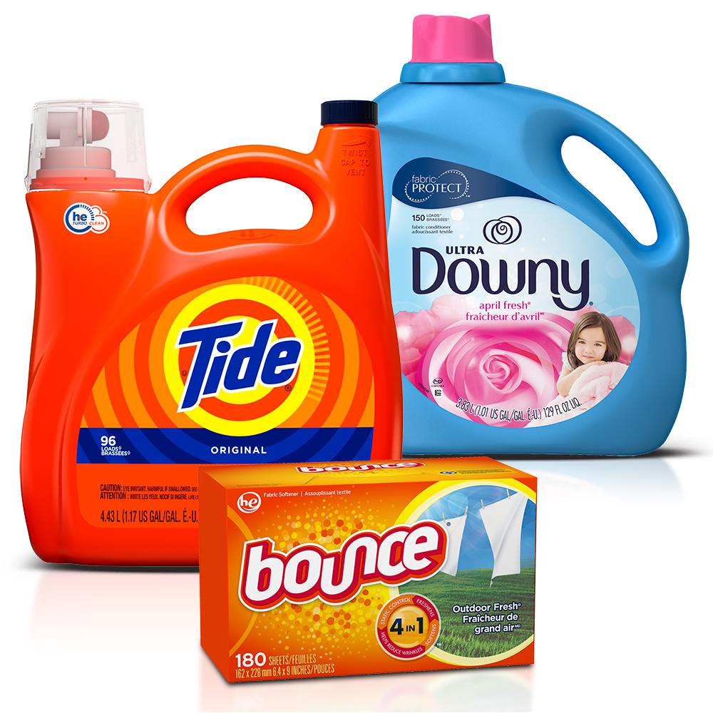 Tide Original Scent He Liquid Laundry Detergent April