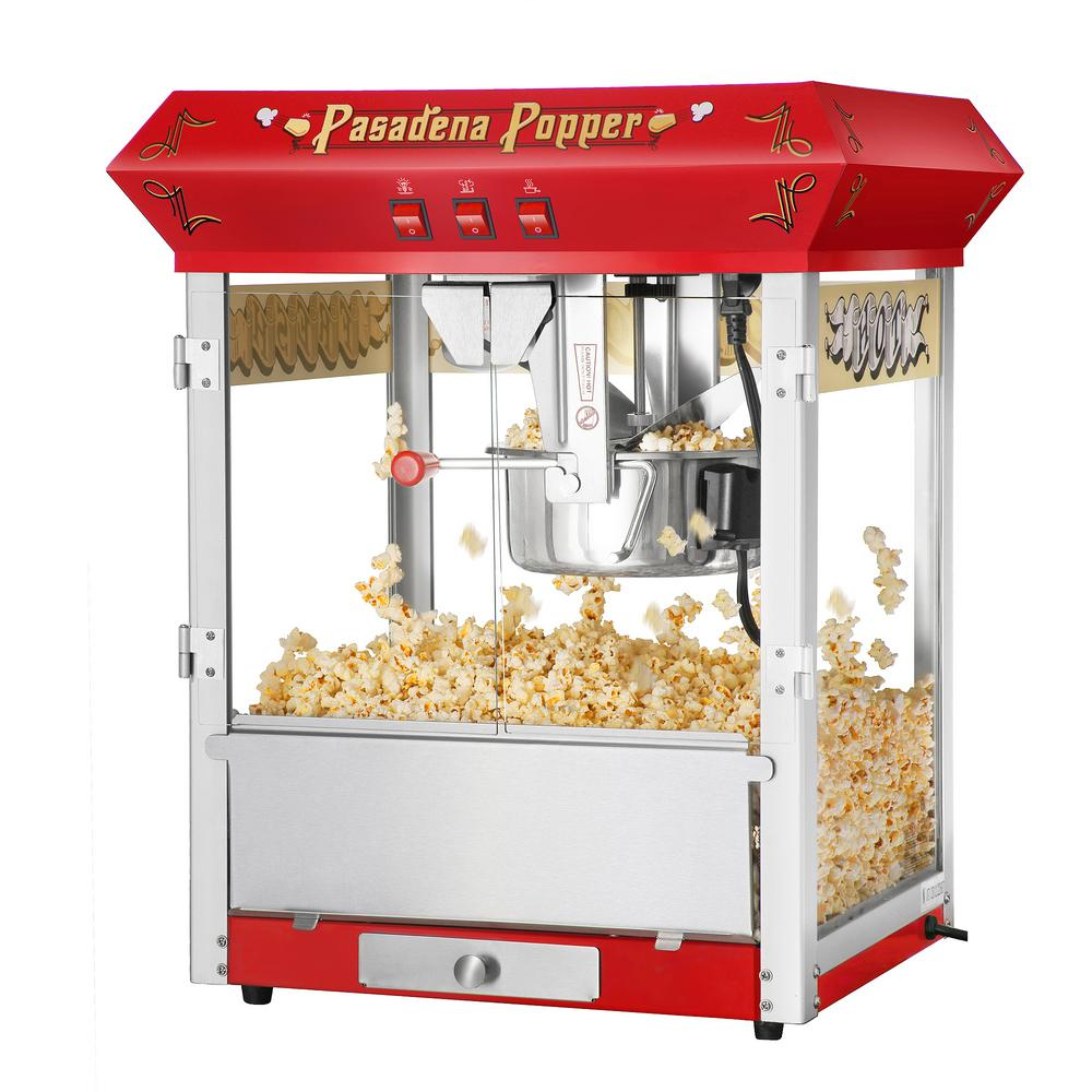 Exceptionnel Great Northern Pasadena Popcorn Machine
