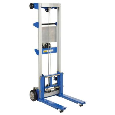 500 lbs. Winch Lift Truck Fixed Straddle