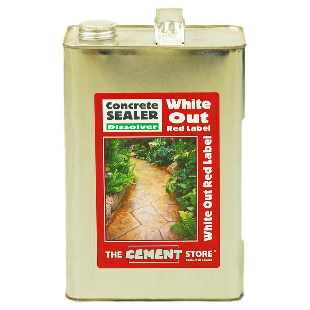 The Cement Store 1 gal. Re-Dissolver and Primer