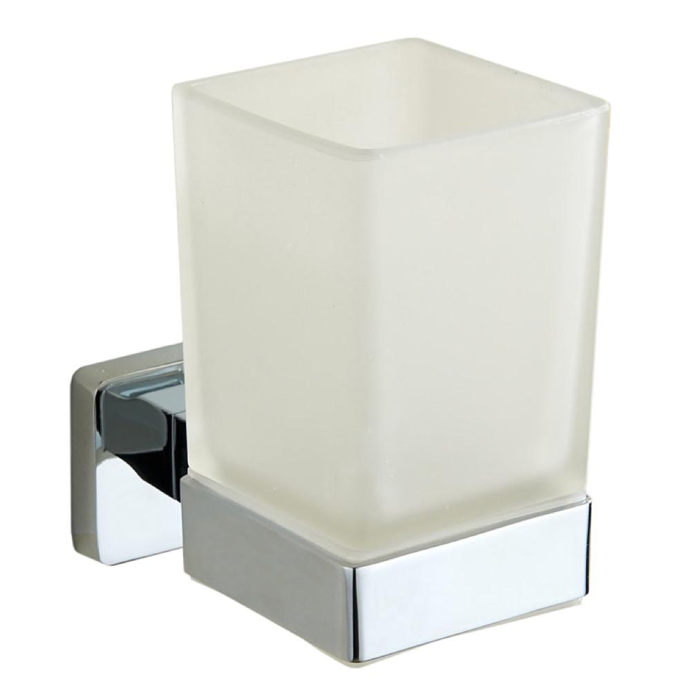 Nameeks General Hotel Wall Mounted Toothbrush Holder In Chrome Nameeks Ncb18 The Home Depot