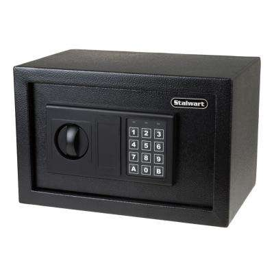 0.32 cu. ft. Premium Digital Lock Steel Safe