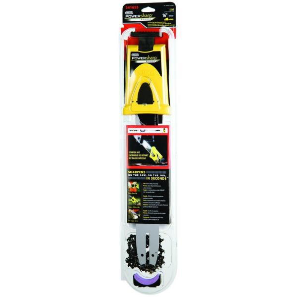 55 DL 16 in. Chainsaw Chain and Bar Starter Kit