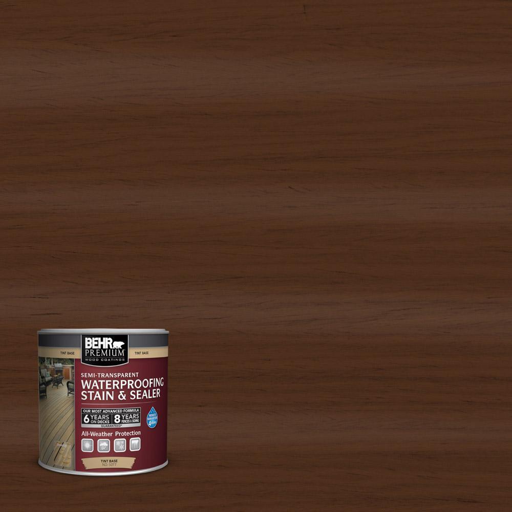 #ST-123 Valise Semi-Transparent Weatherproofing Wood Stain