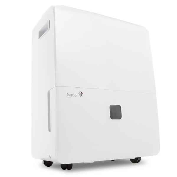 95-Pint(60-Pint New DOE) ENERGY STAR Dehumidifier w/ Pump, Super Large Capacity Compressor for Spaces upto 6,000 sq. ft.