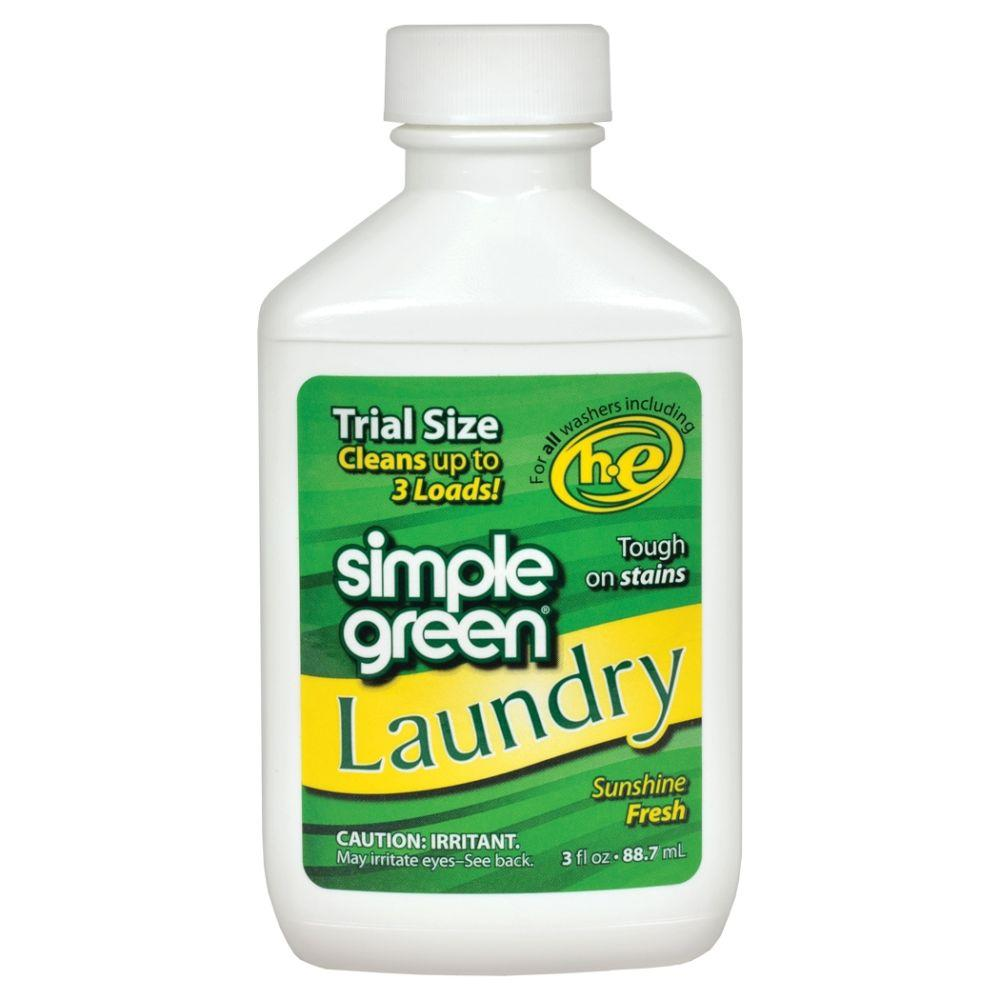 3 oz. Sunshine Fresh Laundry Detergent
