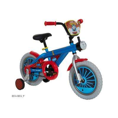 14 in. Kids Bike Thomas the Train with Realistic Sounds