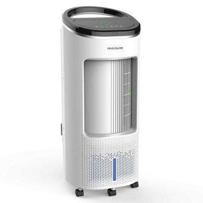 Premium 500 CFM 4-Speed Portable Evaporative Cooler (Swamp Cooler) with Removable Water Tank for 250 sq. ft. - White